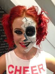 halloween makeup and special effects the dollz by samantha