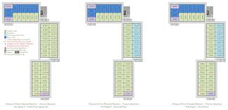 Disney Cruise Floor Plans by Port Orleans Individual Building Floorplans
