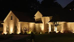 Design Landscape Lighting - landscape lighting the woodlands conroe spring magnolia