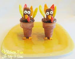 thanksgiving tootsie turkey cake cones cake cone turkey cake