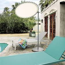 Cb2 Patio Furniture by Idle Turquoise Outdoor Chaise Lounge Cb2 Have 2 Coming In The