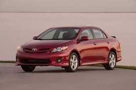 toyota 2011 toyota releases pricing for 2011 corolla and matrix facelift