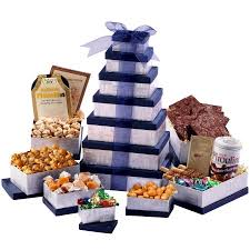 Thinking Of You Gift Baskets Broadway Basketeers Any Occasion Thinking Of You Gift Basket Tower