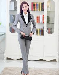 wholesale formal pantsuits business suits formal office