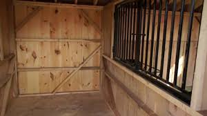 12 u0027x26 u0027 two stall horse barn w tack room 2010 youtube