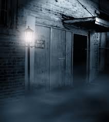 halloween background deviantart premade background haunted street 2 by h stock on deviantart png
