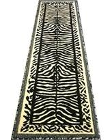 Leopard Print Runner Rug Exclusive Kingdom Rugs Cyber Monday Deals