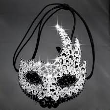 masquerade masks for women women black rhinestone flower luxury venetian masquerade mask