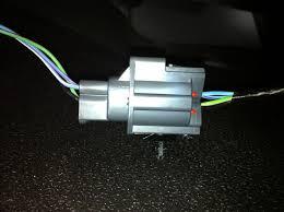 airbag weight sensor under seat plug disconnect jeep wrangler forum