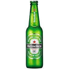 Conhecido Cerveja HEINEKEN Long Neck Garrafa 330ml @CH39