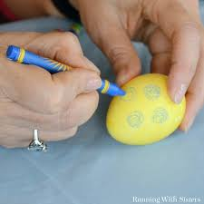 Easter Eggs Decoration Kit by How To Dye And Decorate Easter Eggs Running With Sisters
