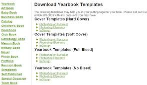 6 indesign yearbook template af templates