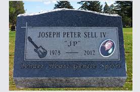 gravestones for sale how gravestones with attached porcelain photos are made