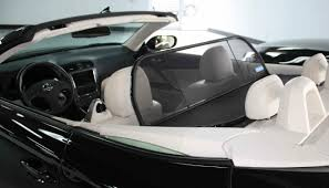 lexus parts manchester amazon com 2009 2013 lexus is250 is350 convertible wind deflector