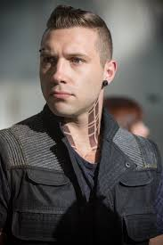 mens hair styles divergent divergent jai courtney and miles teller on being the bad guys