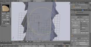 tutorial for blender 2 74 blender tutorial tablecloth and curtain by ocean modifier gappy