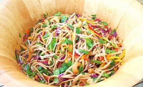 noodle salad recipes asian noodle salad ka me