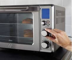 Oster Stainless Steel Oster Toaster Oven Oster Designed For Life 6 Slice Digital Toaster Oven Walmart Com