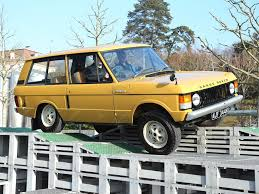 1970 range rover tim horsley range rover collector influx