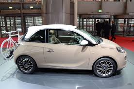 opel adam 2017 the opel adam one car with numerous possibilities inspirewomensa