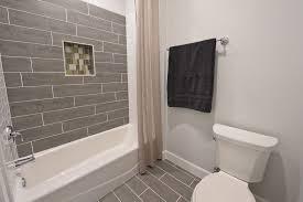 bathroom with daltile fabrique 6 x 24 unpolished field tile 1024 x