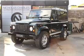 used land rover for sale used land rover defender 90 hard top td 4x4 for sale in belper