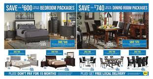 Leons Furniture Kitchener Leon U0027s Weekly Flyer March Makeovers Mar 2 U2013 29 Redflagdeals Com
