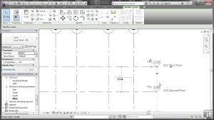revit structure 2014 tutorial modifying levels youtube