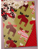 moose wrapping paper hot sale earth bloom gift wrap 24 x 100 gift wrapping paper