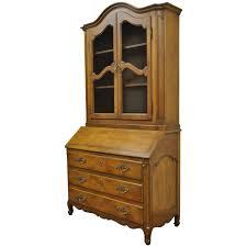 Furniture Secretary Desk by 20th Century Baker Furniture Country French Style Secretary Desk