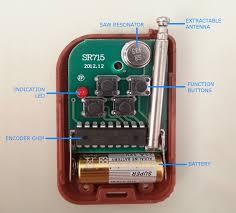 Overhead Door Transmitter by Identify Your Garage Door Encoding Chip Lmpautomation Blog