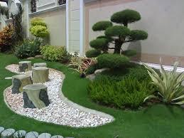simple home garden layout design idea 4 home ideas
