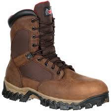 waterproof work boots rocky mens waterproof boots