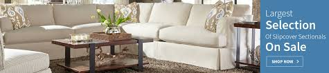 slipcover sofas and sectionals