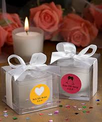 personalized candle favors wedding favors bridal shower gifts personalized wedding favors