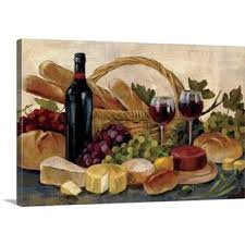 wine bottle cheese trays canvas on demand wayfair