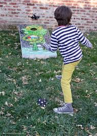 manly halloween party super fun halloween party games for kids think make share