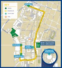 University Of Arizona Parking Map by Homecoming 1 0 Homecoming Northern Arizona University