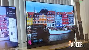 home entertainment lg tvs video u0026 stereo system lg malaysia lg e6 4k oled tv u2014first impressions u2013 pokde