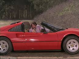 magnum pi year 308 driven by tom selleck in magnum pi at auction this