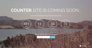 10 free coming soon html and psd website templates