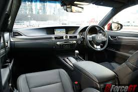 lexus sedan 2016 review 2016 lexus gs 200t review forcegt sedan japanese toyota interior