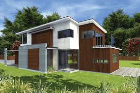 contemporary modern style house plans hahnow
