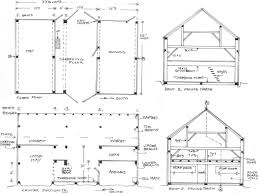 awesome american barn house floor plans 1 simple design house