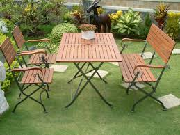 Wood Patio Furniture Sets Best Wood Outdoor Furniture All Home Decorations