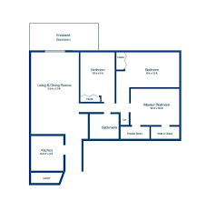 One Canada Square Floor Plan Apartment Rentals Available Close To University Of Ottawa