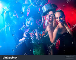 dance party group people dancing women stock photo 637714699