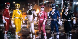 power ranger halloween costumes for kids mighty weird the most ridiculous power rangers suits ever