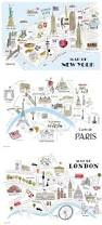 New York Map With Cities by 193 Best New York Images On Pinterest