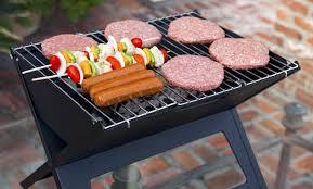 Backyard Hibachi Grill by Fire Sense Hotspot Notebook Portable Charcoal Grill U0026 Reviews